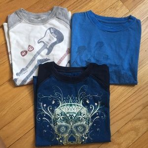 Lot of Boys GAP t-shirts